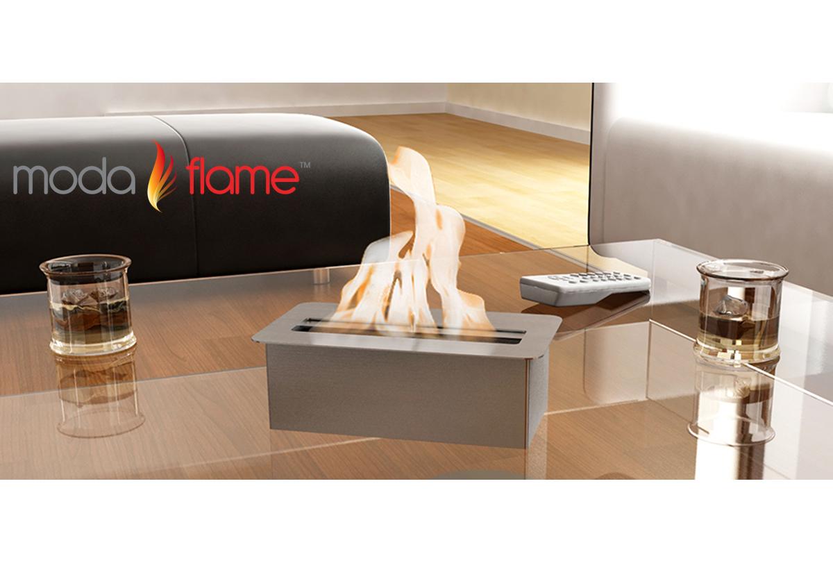 indoor ethanol fireplace the bio flame 48 u2033 ethanol fireplace