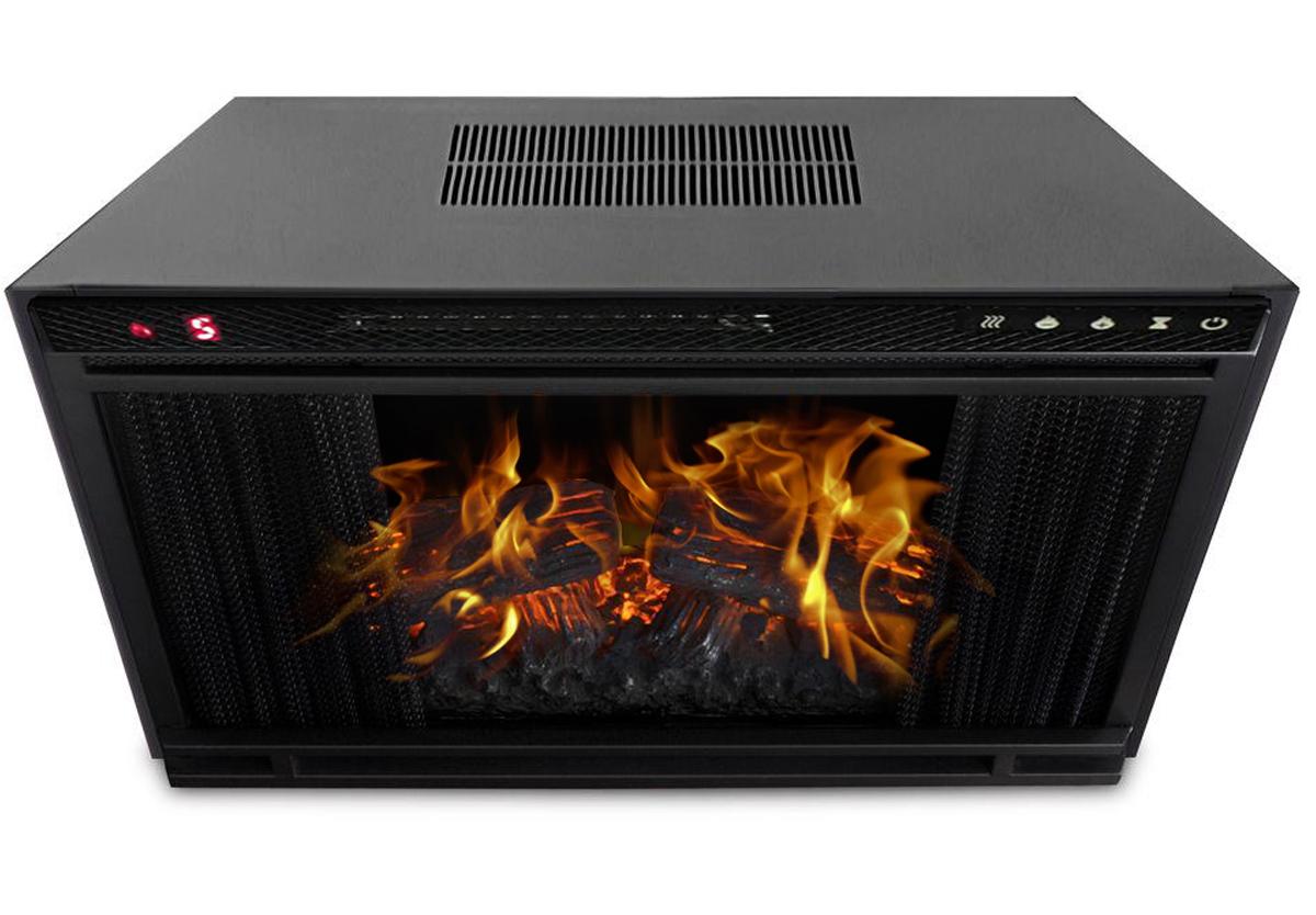 33 Inch LED Electric Firebox Fireplace Insert