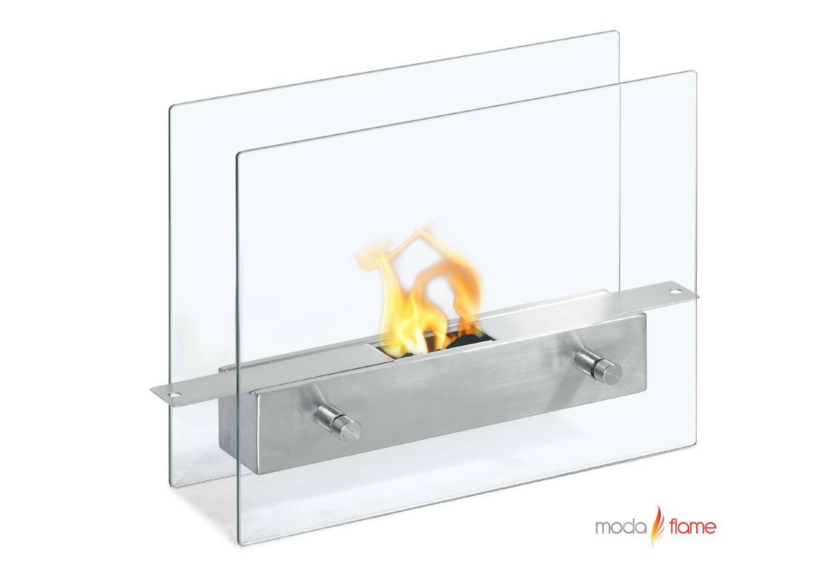 Ibiza Ventless Table Top Ethanol Fireplace - Ventless Table Top Ethanol Fireplace