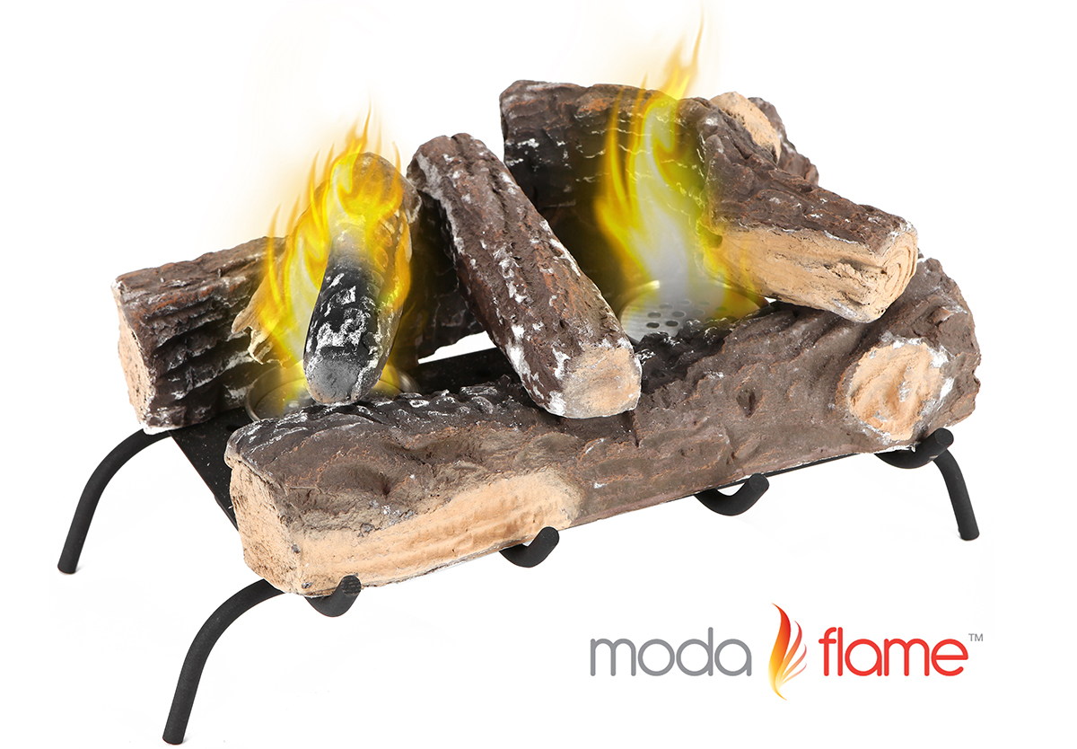 To Ethanol Gas Log Fireplace Burner Insert - Gas inserts for existing fireplaces