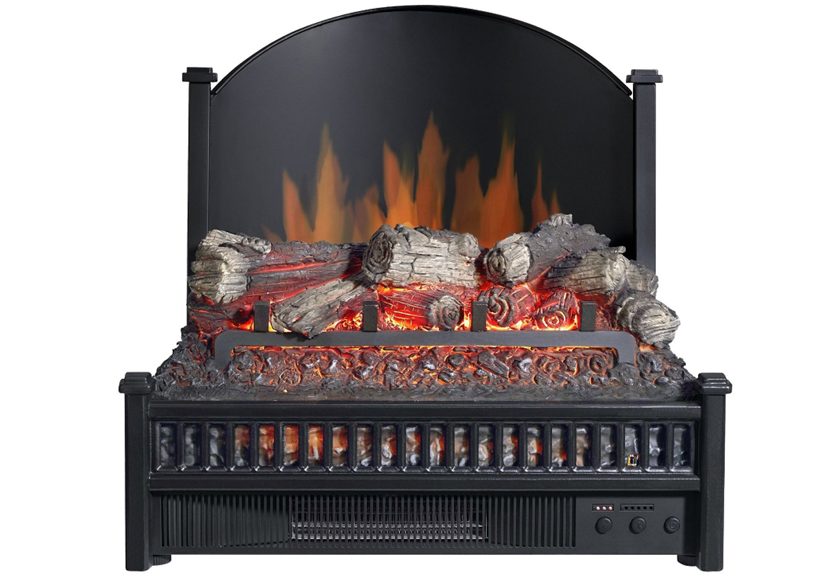 woodmere 24 inch electric fireplace insert