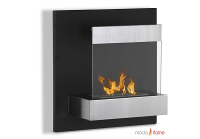Madrid Wall Mounted Ethanol Fireplace