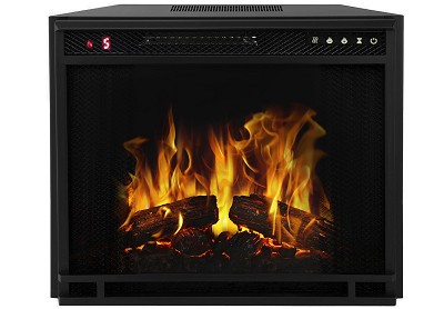 23 Inch LED Electric Firebox Fireplace Insert